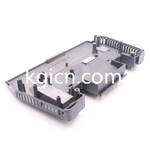Aluminum die casting router parts for wireless cellular solutions